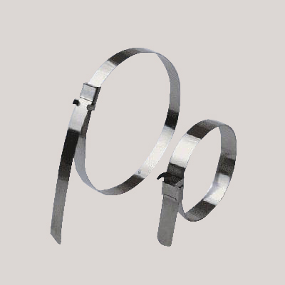 L Buckle Stainless Steel Cable Tie
